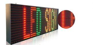 5 Tips to Get the Most out of Outdoor Led Signage
