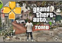 GTA 5 Apk Games